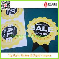 Manufacturer Advertising PET Board Adhesive Graphics