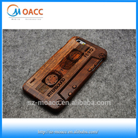 Support custom wood for iphone 6 case,for iphone 6 case wood