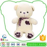High quality plush teddy bear with pocket & mp3 singing teddy bears