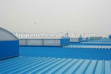 2015 new product with plastic roof---building material