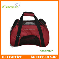 Dark Red Mini cheap price carrier pet bag Dog Poop Bag Holder