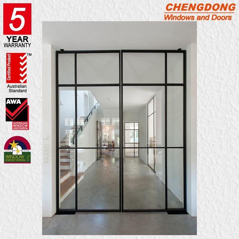 Wooden Fire Door With Steel Door Framewh Uk Certificate Buy