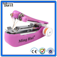 Handy use portable hand stitch mini household sewing machine/clothes hand Sewing Machine
