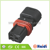 auto electric plastic 3 pins connector