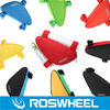 [12657] ROSWHEEL Bicycle Frame Bag Triangle Bike Bag