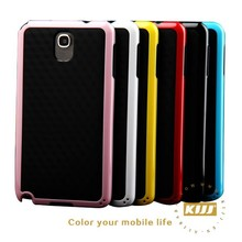 New Arrival High Quality 3d sublimation phone cover/case for samsung galaxy note 3 with fatory price