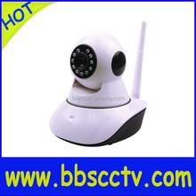 security IR Night Vision Pan &Tilt wireless 720p indoor wifi ip camera
