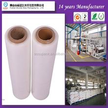 FOSHAN Supplier Pallet Polyethylene Covering Wrap Film