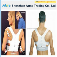 Magnetic shoulders back posture support Help you correct your posture