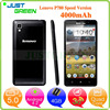 shenzhen phone Lenovo P780 android 3g mobile phone 5 inch MTK6589 Quad Cores 1GB 8GB Android 4.2 custom android mobile phone