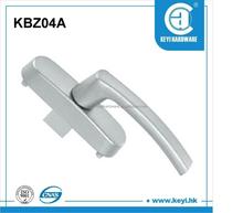 zinc plate aluminium handle casement sliding window handle
