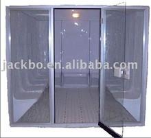 Beautiful excellent sauna steam room combination