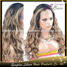 Natural Remy Lace Front Wigs Virgin Human Indian wet and wavy cheap lace front wig