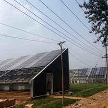 Hanergy solar panel products for agriculture