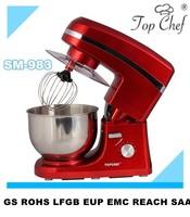 Top chef professional stand mixer/food mixer