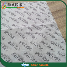 Hot sale fashionable custom printed wrapping tissue paper