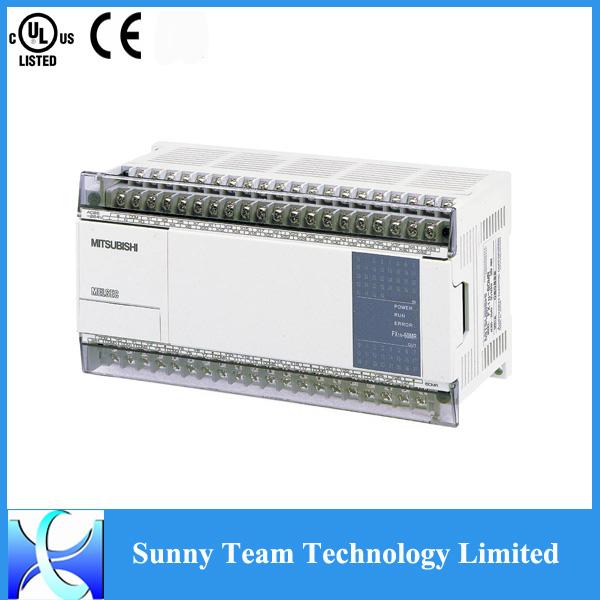 FX1N-60MR-D eléctrico del plc controlador de relé programable