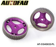 Autofab- engranajes de la leva( púrpura) para mitsubishi 4g63 af-cg4g632-pl
