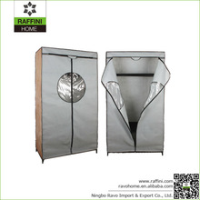 Manufacturing Home Furniture Nonwoven Fabric Wardrobe