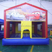 Inflatable Bouncers castle , LZ-A1528 offer inflatable Bouncer dry slides for pormotion