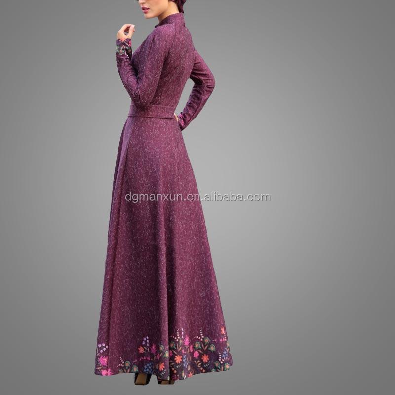2017 flower pattern abaya south indian sexy girls long dress picture new burqa designs in dubai pho (4).jpg