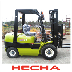 3 ton diesel forklift with ISUZU engine,automatic transmission