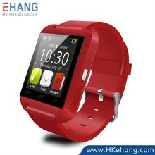 Wearable Devices Uwatch U8 Smart Watch Bluetooth Watch for Android Smart Phone