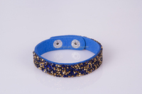 new fashion snap button bracelet high quality latest friendship bracelet designs bracelet manufacturer