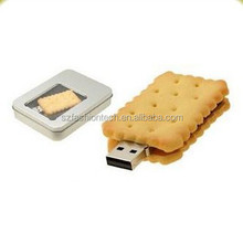 Wholesale Fast Food Shape USB 2.0 Flash Drive Stick
