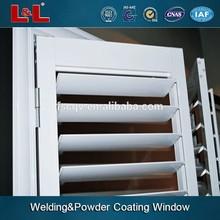 alta qualidade de caixilhos de alumínio persianas em foshan