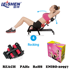 Sit up exercise equipment 12 IN 1 AB Master