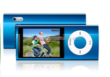 Profession OEM 5th Generation 2.2 inch 16GB 1.3MP Camera MP4 Player With Scroll Wheel Function