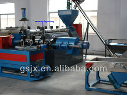 Extruder Machine Plastic Recycling