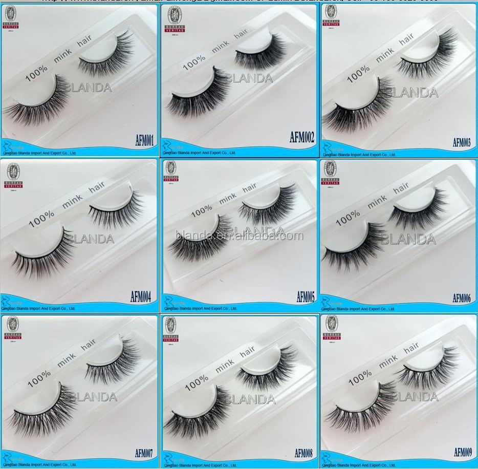 Standard quality mink lashes  1.JPG