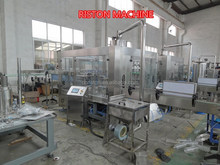 Ground Source and Mineral Water Type Bottle Filling Machine