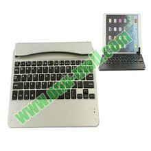 Ultrathin Aluminum Bluetooth Keyboard for iPad 5 with Stand
