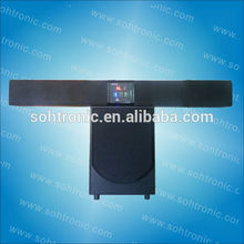 sohtronic 602 barra de sonido con sistema bass para televisor oled de uso
