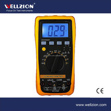 VC86, Digital multimeter with auto range operation, 3 1/2 digits