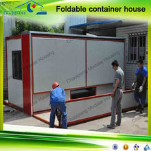 Chinas New 10 Foot or Any Size Foldable Living Units House Container Building