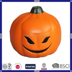 promotional customized pu pumpkin supplier
