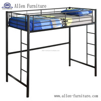 Bunk Bed twin black