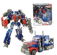 Movie Hasbro Optimus Prime Dark of the Moon Figure Car toy Action Figure