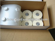 ( S )latex free cover adhesive dressing sports rigid tape gold supplier