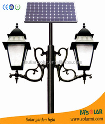 integrated solar street light/solar power energy street light pole/2015 IP67