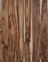 Factory price acacia wood flooring/natural acacia hardwood flooring/solid acacia unfinished wooden flooring