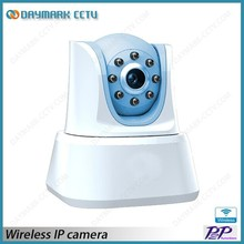 Mobile View TF Card Storage WiFi P2P IP Camera with Free UID