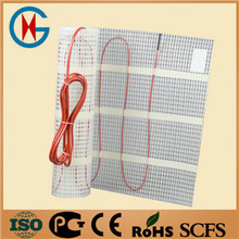 UV protected electric heated heating mat