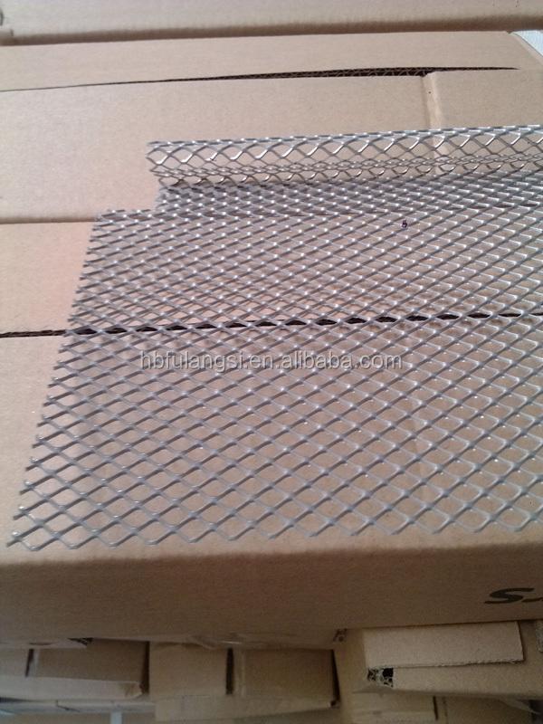 Aluminum Mesh Gutter Guards Expanded Gutter Screen Mesh