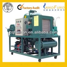 Water removal FASON ZTS best price waste vegetable oil filtration system