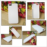 pc frosted inside mobile phone case for iphone5